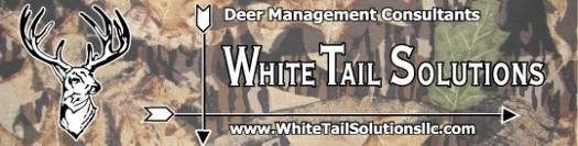 WhiteTail Solutions - Deer Management Organization